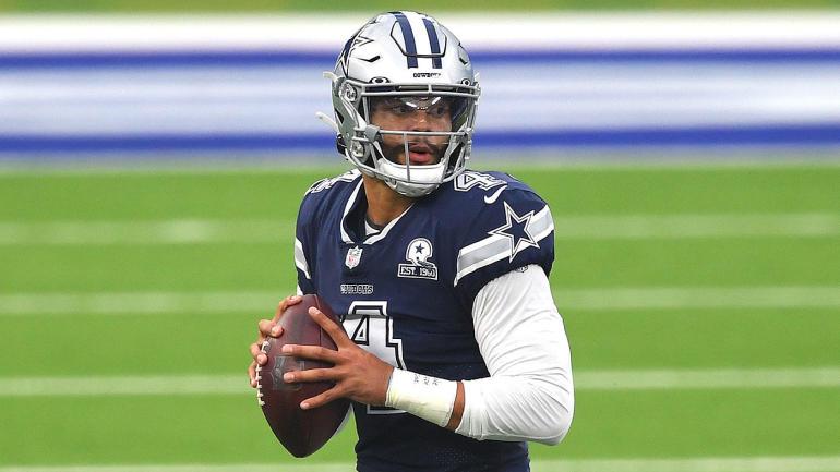 2021 preseason All-NFC East Team: Dak Prescott and loaded Cowboys offense lead the way