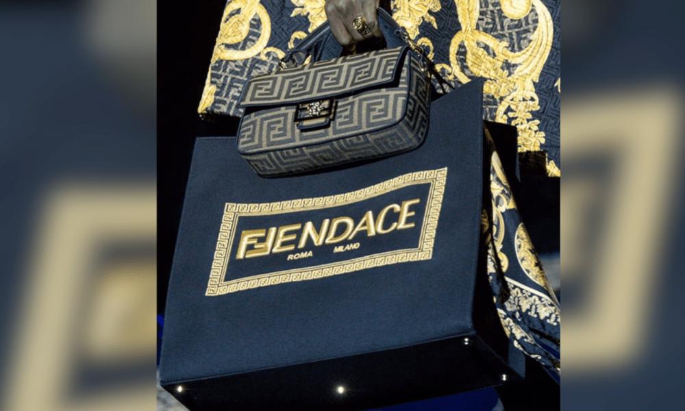 Iconic 90's Supermodels Lead Versace/Fendi Show