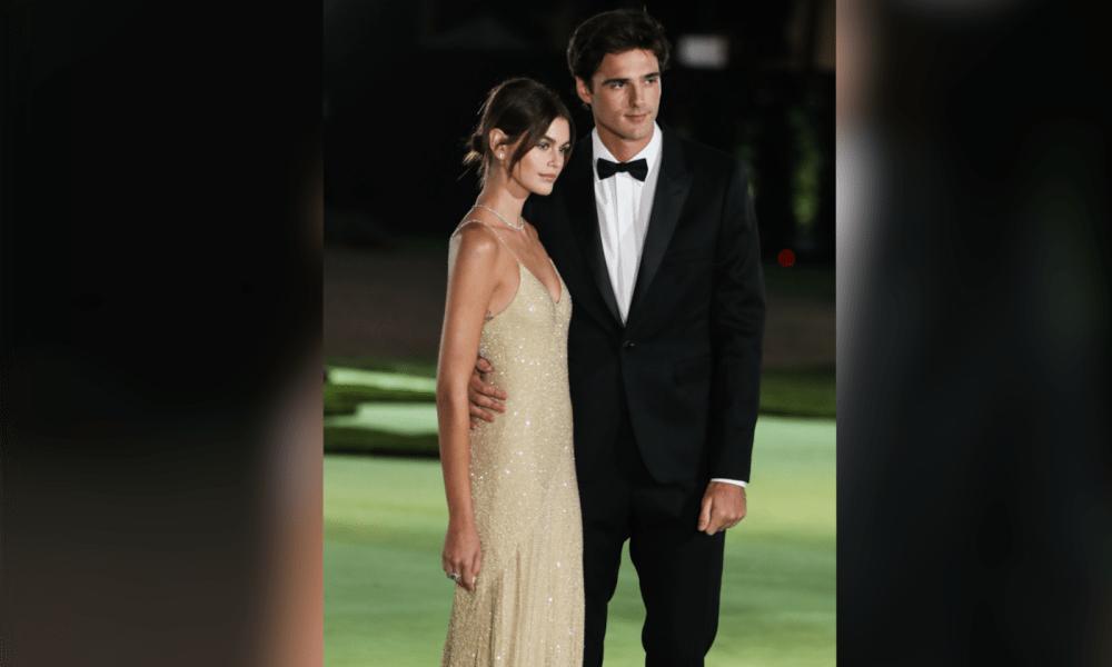 Kaia Gerber And Jacob Elordi Make Red Carpet Debut As A Couple