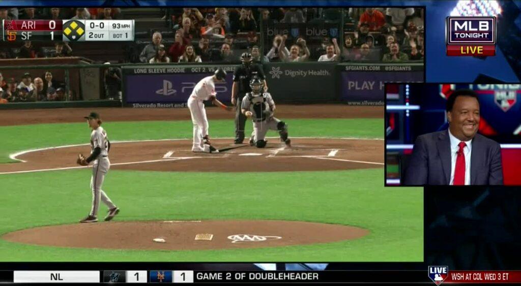 MLB Network's Pedro Martinez Drops A Sh*t Bomb  On Live TV