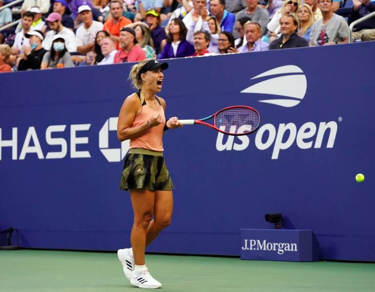 Leylah Fernandez Stuns Naomi Osaka at the US Open