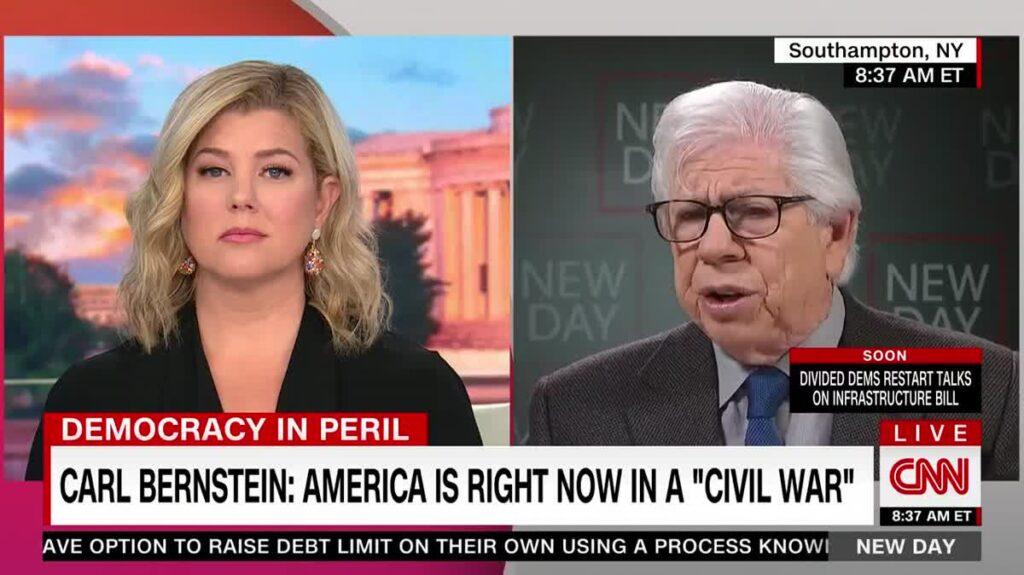 Carl Bernstein Warns: We're In A Civil War