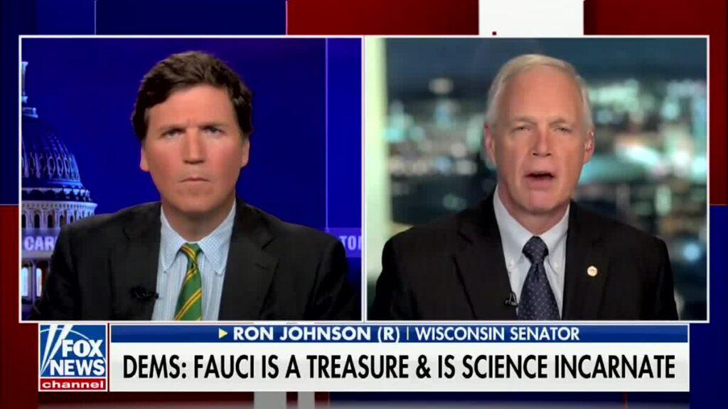 Crazy Republican Senator Blames Vaccines For Delta Variant