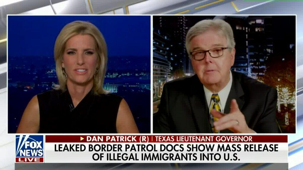 Dan Patrick Promotes Violence Against Immigrants