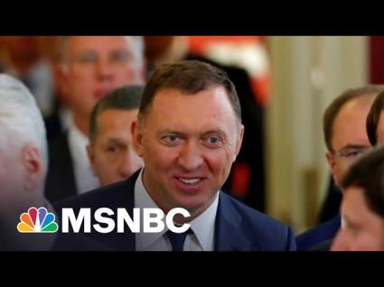 FBI Agents Raid Homes Of Russian Oligarch Oleg Deripaska