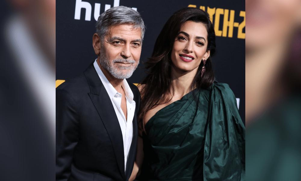 George Clooney Won't Let Wife Amal Watch 'Batman & Robin'