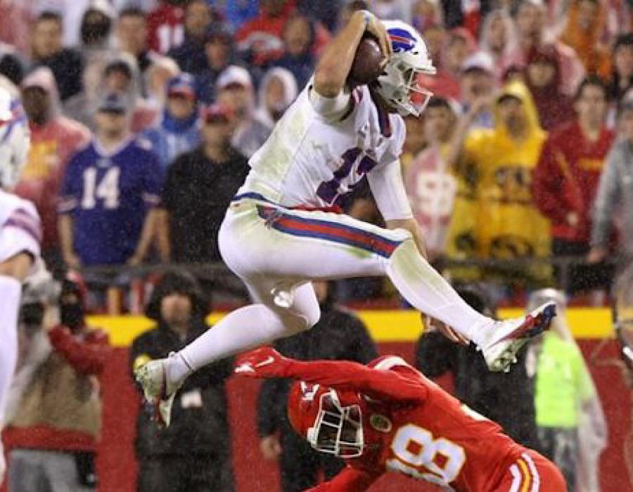 NFL Week Five Recap