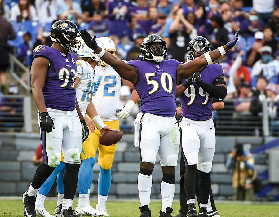 NFL Week Six Recap