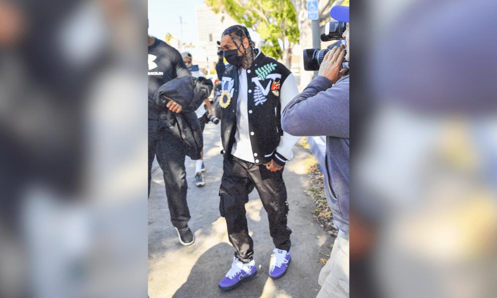 Tyga Leaves Jail After Posting $50,000