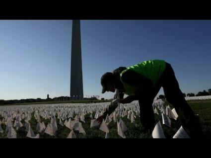 U.S. Passes Bleak Milestone Of 700,000 COVID-19 Deaths