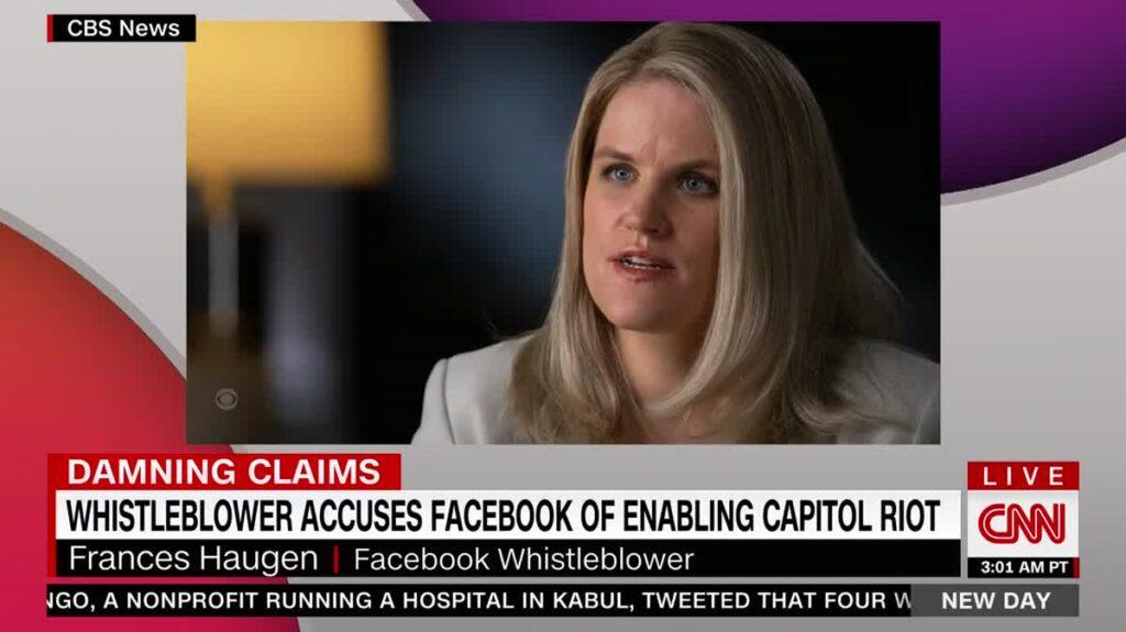 Whistleblower: Facebook Chose Money Over Our Democracy