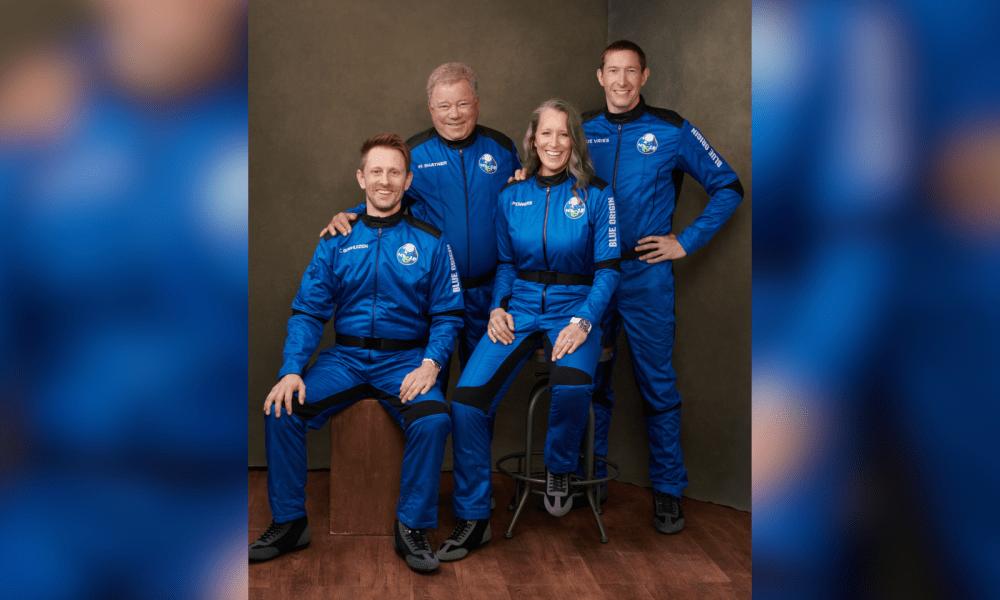 William Shatner's Space Flight Delayed